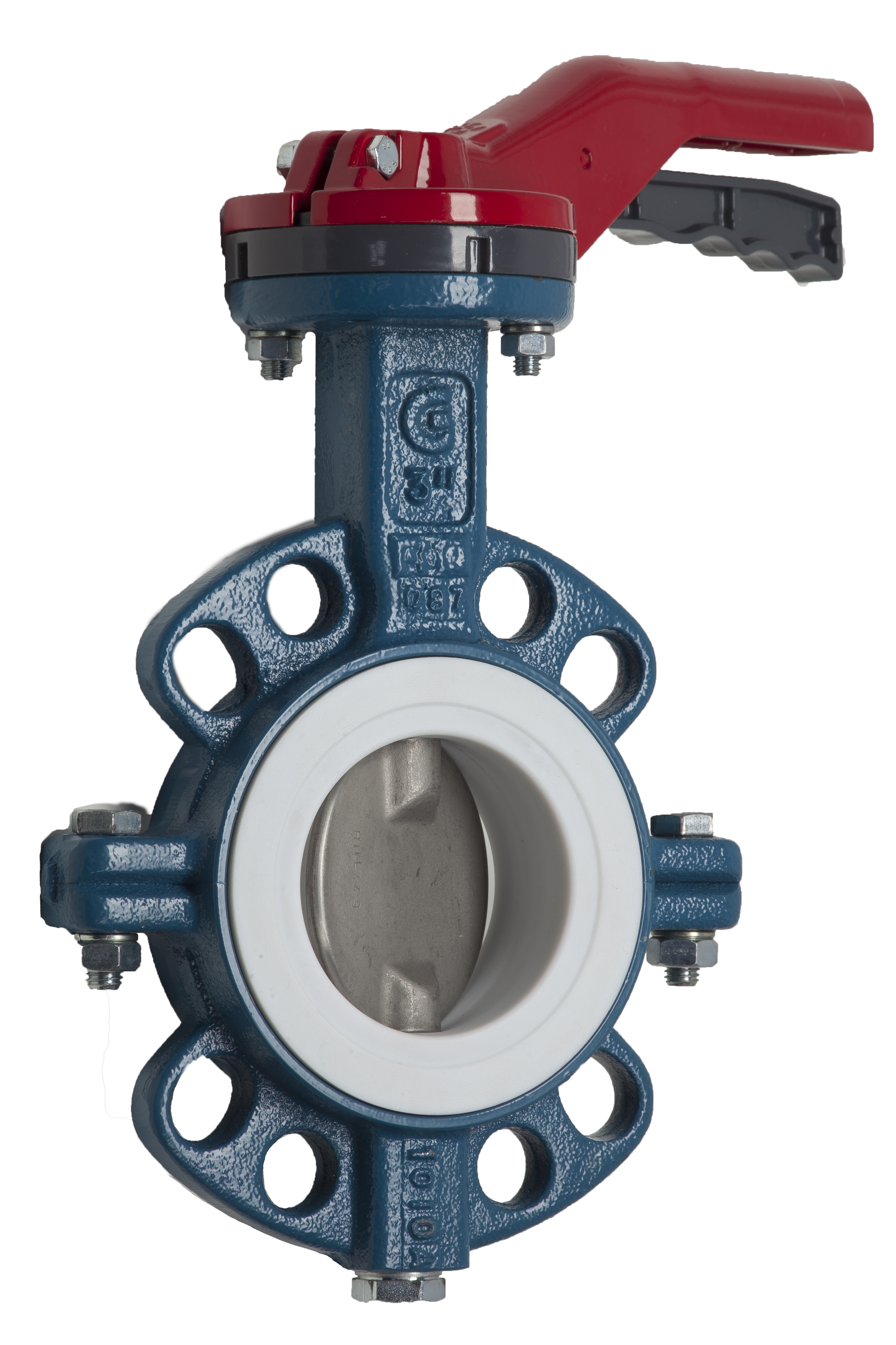 Selection of butterfly valves 44
