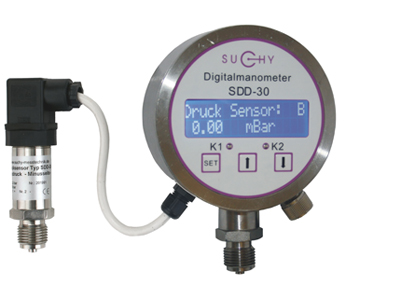 Differential pressure gauge VACTRA